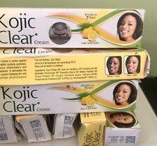Original Kojic Clear Cream with Lemon 30gx1