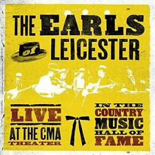 Live At The Cma Theatre In Country Hall Of Fame - Earls Of L (2018, Vinyl NIEUW)