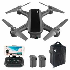 JJRC X9PS 4K RC Drone 5G WIFI FPV Dual GPS+Optical 2Axis Gimbal 21min Quadcopter