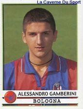 033 ALESSANDRO GAMBERINI ITALIA BOLOGNA.FC STICKER CALCIATORI 2002 PANINI