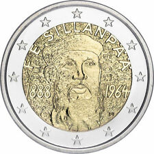 "Finlandia 2 Euro (€ 2) Moneda Conmemorativa 2013 ""Sillanpaa"" - Uncirculated"