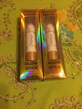 2X CHERIMOYA UNICORN SO EXTRA GLOW STICKS  HIGHLIGHTERS IN STAY GOLD