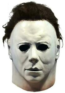 Official Trick or Treat  Halloween Michael Myers 1978 Mask
