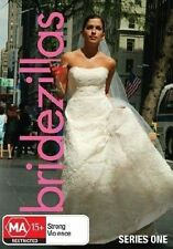 Bridezillas : Series 1 [ 3 DVD Set], Region 4, Like New, Free XPress Post...6895