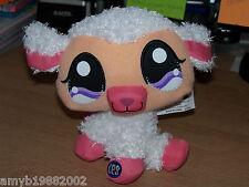 Littlest Pet Shop Plush Lamb NEW LAST ONE HTF FREE USA SHIPPING