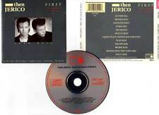 "THEN JERICO ""First"" (CD) 1987"