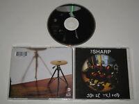 The Sharp / Sonic Tripod (East 450997336-2) CD Album