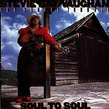 Soul to Soul by Stevie Ray Vaughan | CD | condition very good