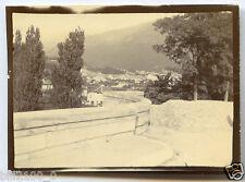 St-Michel-de-Maurienne  . Savoie  . photo ancienne . 1901