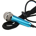3.5mm Mini Stereo Studio Speech Microphone Mic For iPhone PC Laptop Skype MSN