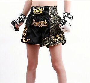 Twins Muay Thai MMA Boxing Trunks Lycra Sanda Punching Fighting Trousers Boxing