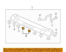 HONDA OEM-Spoiler Mounting Nut 90303SA5003