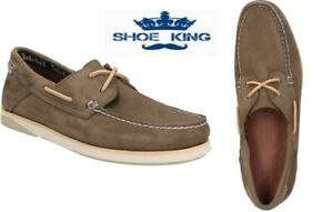TIMBERLAND MEN'S ATLANTIS BREAK LEATHER BOAT SHOES SELECT COLOR ALL SIZES