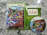 Viva Pinata Trouble in Paradise Game - Microsoft Xbox 360 Rare Tested Works