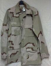 Desert 3 Color BDU Shirt Ripstop Cotton Medium Regular