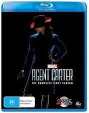 MARVEL - Agent Carter : Season 1 - BLU RAY - SEALED DVD