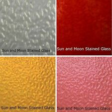 Wissmach Stained Glass Sheet Pack - Nostalgia : 4 sheets