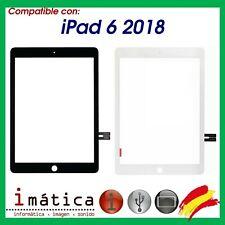 PANTALLA TACTIL PARA IPAD 6 2018 APPLE A1893 A1954 DIGITALIZADOR CON IC CHIP