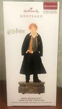 """Hallmark 2019 Harry Potter Collection """"Ron Weasley"""" Ornament New Free Shipping"""