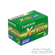 Fuji Superia Xtra 400 ~ Fast Colour Film ~ 35mm 36 Exp ~ Fresh Stock
