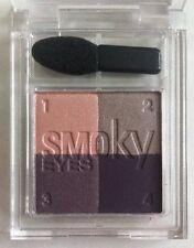 Miss Sporty Quad Eyeshadow 402:Smoky GreenEyes Applicator Pink Purple Lilac Nude