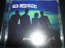 THE LIBERTINES Anthems For Doomed Youth (Australia) CD – New