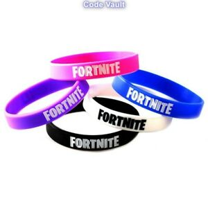 Fortnite Silicone Wristband - Fortnite Party Supplies - UK Seller - Multi Saving