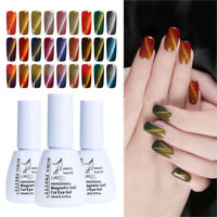10ml Born Pretty Thermal Magnetic Cat Eye Gel Color Changing Soak Off Varnish