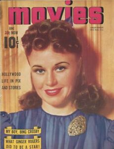Ginger Rogers - Movies - June 1940