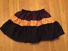 JUICY COUTURE GIRLS BLACKBERRY COLOR BLOCK TIER SKIRT ORG. $118.00 SIZE 12 BNWT