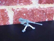 MPC Machine Gun 50 cal Green 54MM 1/32 WWII Artillery Weapon Reissue