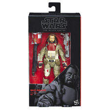 STAR WARS THE BLACK SERIES ROGUE uno 6-Inch #37 Baze malbus figura da HASBRO