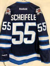Reebok Premier NHL Jersey Winnipeg Jets Mark Scheifele Navy sz 2X