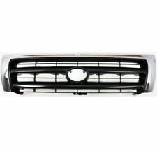 1998 1999 2000 Toyota Tacoma 4WD Chrome Grille TO1200213
