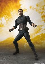 S.H.Figuarts Captain America Avengers Infinity War Action Figure Marvel
