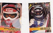 1992 PRP SET Winston Drag Racing cards Set - 200 cards