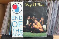 "7"" Single Boyz II Men - End Of The Road / End Of The Road (Instrumental)"