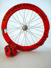 VeloSport wheel covers tire pair Vintage road Bicycle tubular or clincher NOS