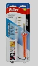 Weller 3 pc Hobby Iron Kit Wood Burning Pencil w/ Tips Craft Electronics Wsb25Hk