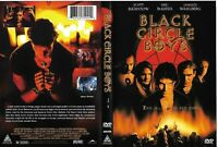 Black Circle Boys (Ultra RARE OOP 2003 DVD) Donnie Wahlberg, Scott Bairstow