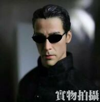 "1:6 Scale Keanu Reeves Head Sculpt The Matrix For 12"" Male Doll"