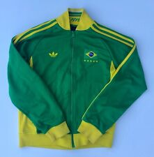 Vintage Adidas 1978 World Cup Brazil National Team Football/Soccer Jacket Small