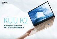 "KUU K2 Notebook Processore Intel J4115 Schermo IPS da 14,1""8GB RAM Windows 10"