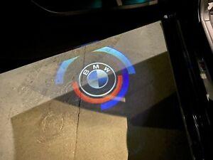 63312469631 BMW M Performance LED projection slides