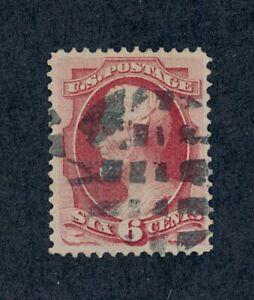 drbobstamps US Scott #137 Used Scarce Sound Stamp w/PF Cert