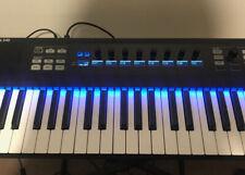 Native Instruments Komplete Kontrol S49 tastiera midi Ableton,logic, FL studio