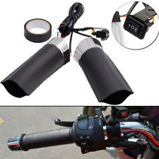 Universal Motorcycle Hot Heated Grips Inserts Handle Handlebar Warmer Hand qwe