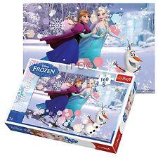 Great OFFER Set of 3 Disney Frozen Jigsaw Puzzle by Trefl Anna & Elsa