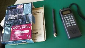 YUPITERU  MVT-3300  SCANNER RADIO  MVT  -  3300