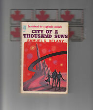 SAMUEL DELANY PB City of a Thousand Suns  BLACK GAY INTEREST